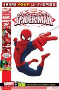 Marvel Universe Ultimate Spider-Man Vol 1 1
