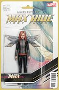 Max Ride First Flight Vol 1 1 Action Figure Variant