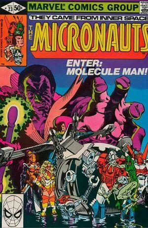 Micronauts Vol 1 23