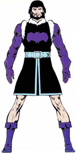 Mordred (Earth-616) from Official Handbook of the Marvel Universe Master Edition Vol 1 6 0001
