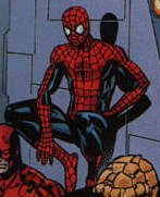 Peter Parker (Earth-5700) from Weapon X Days of Future Now Vol 1 4 0001