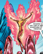 Phoenix Force (Earth-9997) from Paradise X Vol 1 0 001
