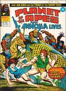 Planet of the Apes (UK) Vol 1 101