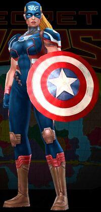 Roberta Mendez (Earth-TRN012) from Marvel Future Fight 001
