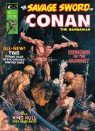 Savage Sword of Conan Vol 1 3