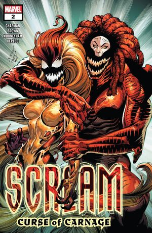 Scream Curse of Carnage Vol 1 2