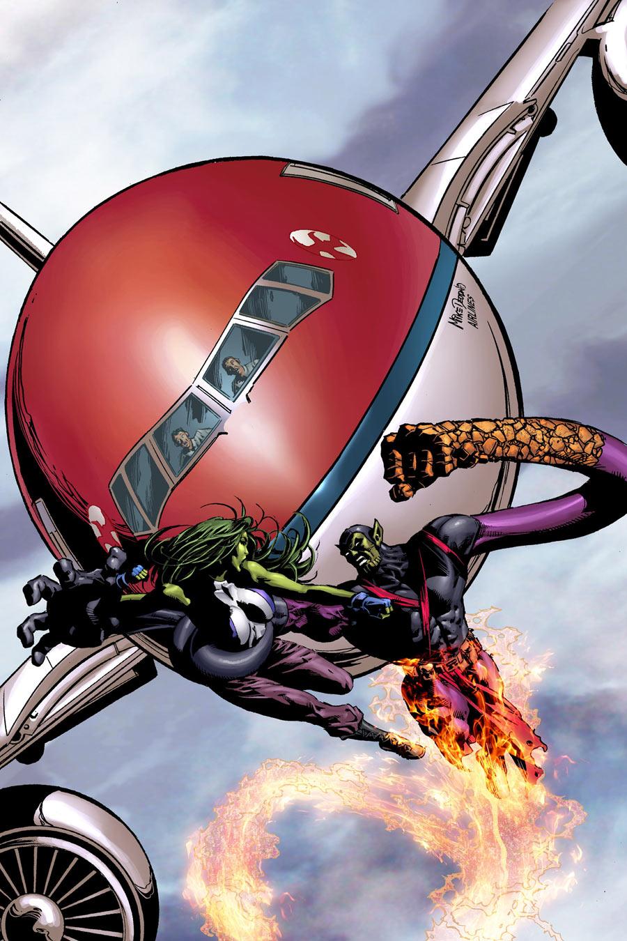 She-Hulk Vol 2 33 Textless