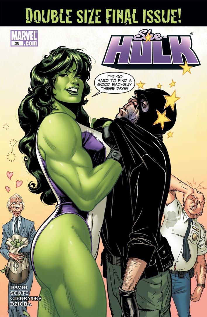 She-Hulk Vol 2 38