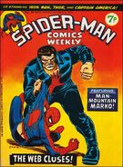 Spider-Man Comics Weekly Vol 1 86