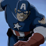 Steven Rogers (Earth-3488) from Ultimate Avengers The Movie 0002