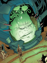 Supreme Intelligence (Earth-691) from Guardians 3000 Vol 1 1 0001