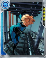 Susan Storm (Earth-616) from Marvel War of Heroes 023