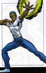 William Hastings (Earth-616) from Official Handbook of the Marvel Universe Mystic Arcana The Book of Marvel Magic Vol 1 1 0001
