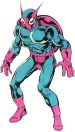 Abner Jenkins (Earth-616) from Official Handbook of the Marvel Universe Vol 1 2 0001