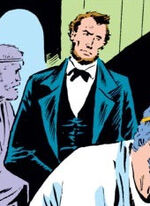 Abraham Lincoln (Robot) (Earth-616) from Captain America Vol 1 269 0001