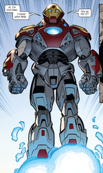 Antonio Stark (Ultimate) (Earth-61610) from Ultimate End Vol 1 4 0001