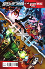 Avengers & X-Men AXIS Vol 1 8