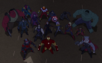 Avengers (Earth-12041) from Avengers Ultron Revolution Episode 25