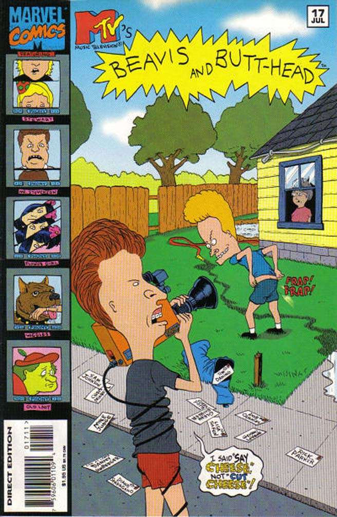 Beavis and Butthead Vol 1 17