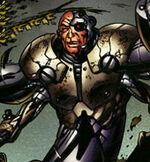 Bonebreaker (Earth-1610) from Ultimate Spider-Man Vol 1 92 001