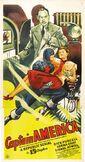 Captain America (1944 film serial) Poster 0001