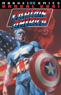Captain America Annual Vol 1 2001