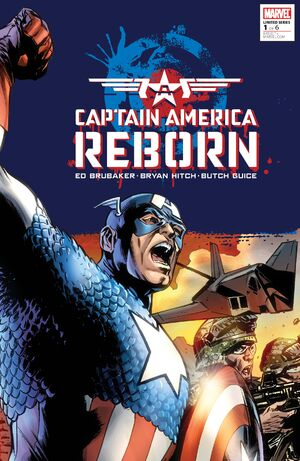 Captain America Reborn Vol 1 1
