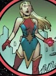 Carol Danvers (Earth-Unknown) from Infinity Countdown Captain Marvel Vol 1 1 001