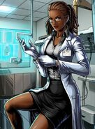 Cecilia Reyes (Earth-616) from X-Men Battle of the Atom (video game) 002