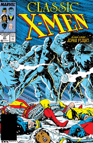 Classic X-Men Vol 1 27