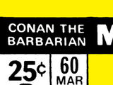 Conan the Barbarian Vol 1 60