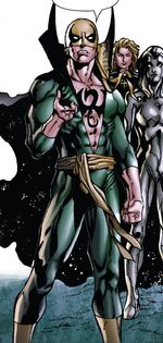 Daniel Rand (Earth-22795) from What If Avengers Disassembled Vol 1 1 0001