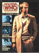 Doctor Who Magazine Vol 1 121