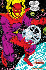 Dormammu (Earth-691) from Guardians of the Galaxy Vol 1 34 001