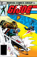 G.I. Joe A Real American Hero Vol 1 11