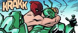 Grasshopper (Earth-616) from Deadpool GLI - Summer Fun Spectacular Vol 1 1 0002