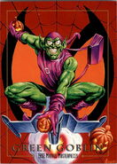 Harold Osborn (Earth-616) from Marvel Masterpieces Trading Cards 1992 0001