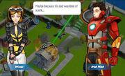 Heinrich Zemo (Earth-TRN562) from Marvel Avengers Academy 001