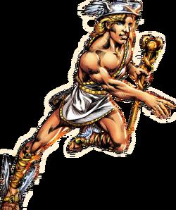 Hermes Diaktoros (Earth-616) from Herc Vol 1 6.1 001