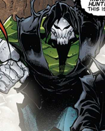Hive (Poisons) (Earth-17952) Members-Poison Frankenstein's Monster from Venomized Vol 1 2 001