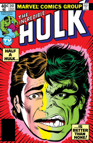Incredible Hulk Vol 1 241