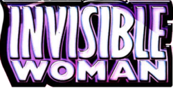 Invisible Woman logo