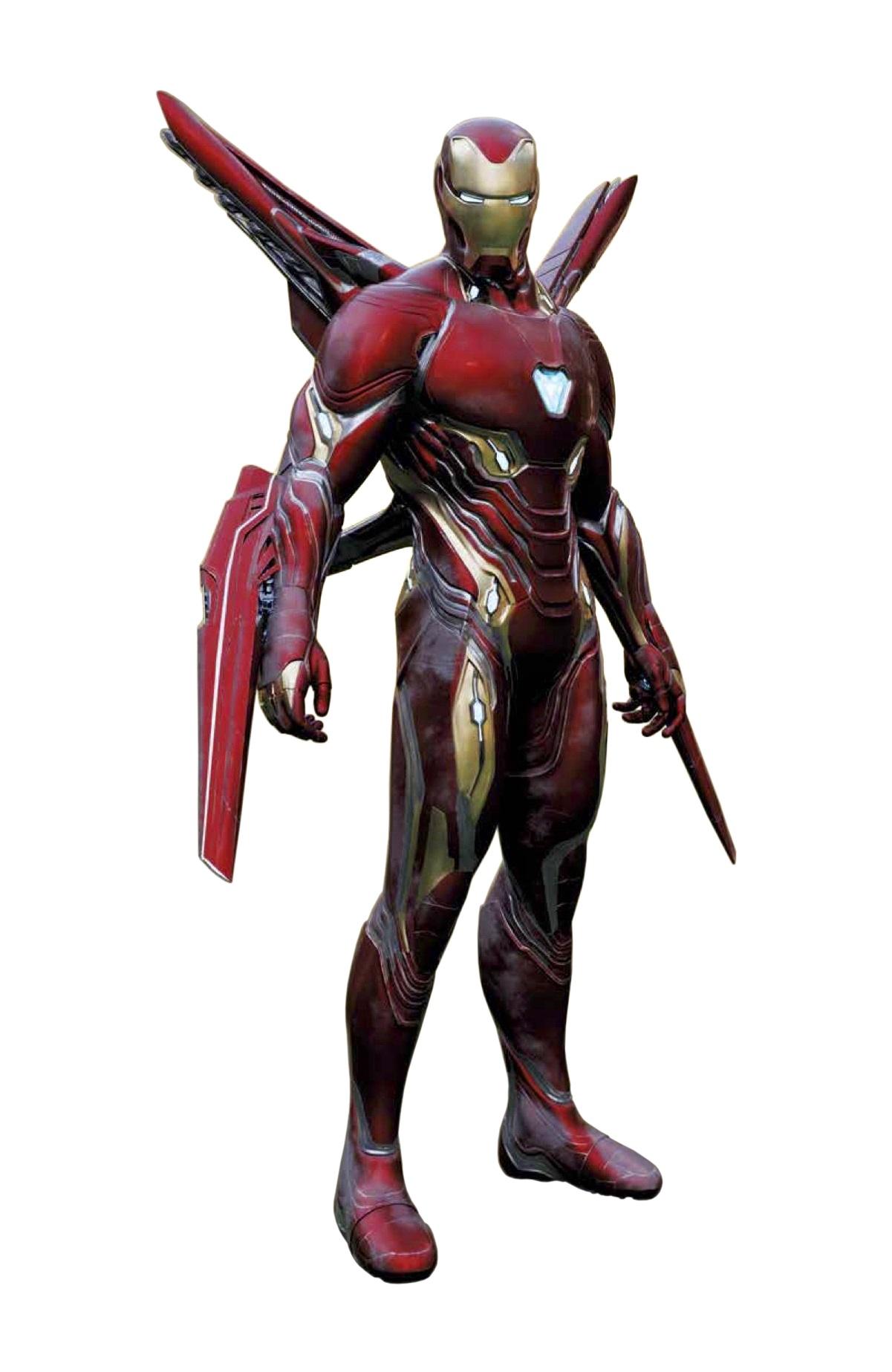 Iron Man Armor Mk L Earth 199999 Marvel Database Fandom