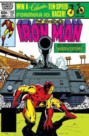Iron Man Vol 1 155