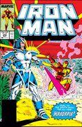 Iron Man Vol 1 242