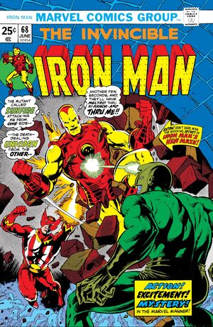 Iron Man Vol 1 68
