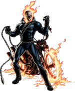 Johnathon Blaze (Earth-12131) from Marvel Avengers Alliance 0001
