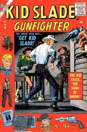 Kid Slade, Gunfighter Vol 1 8