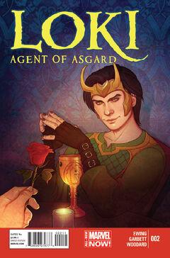 Loki Agent of Asgard Vol 1 2