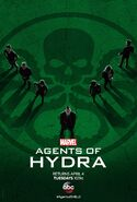 Marvel's Agents of Hydra poster 002